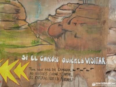 Río Salado-Salinas Imón-El Atance;rutas por las hoces del duraton el atazar embalse pedriza de man